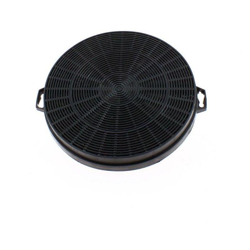 Filtre charbon rond Ø210 x 30 mm pour Hotte