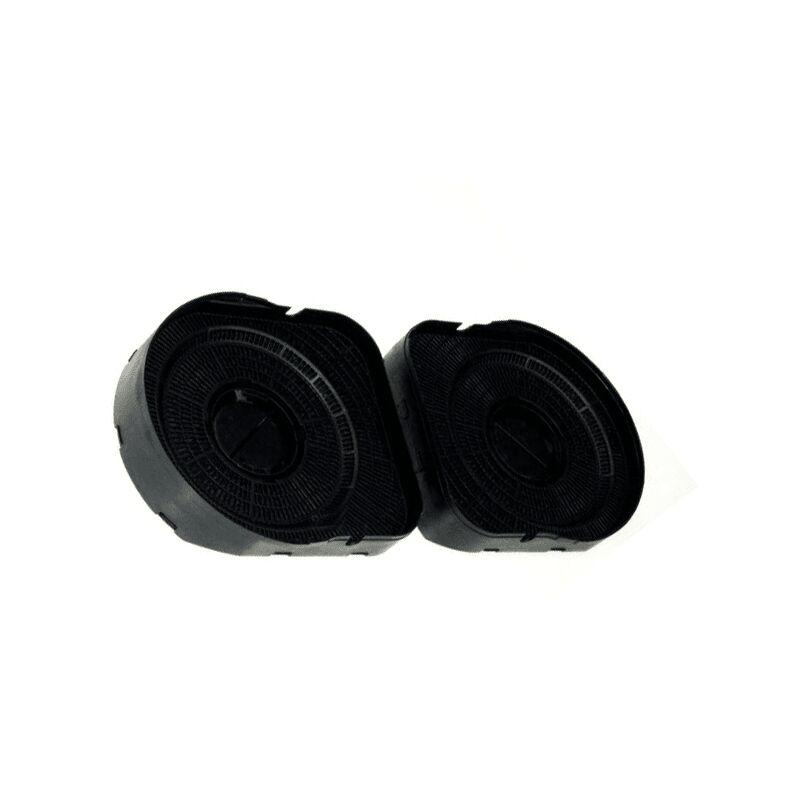 Filtre Charbon Type 200 Dkf42 Par 2 Pour Hotte Whirlpool - F117926
