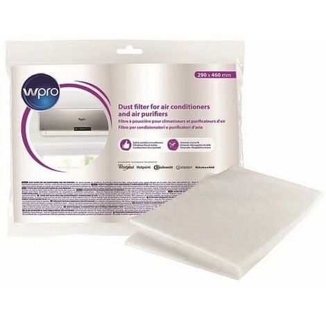 Filtre climatiseur universel 460x290 pour Climatiseur