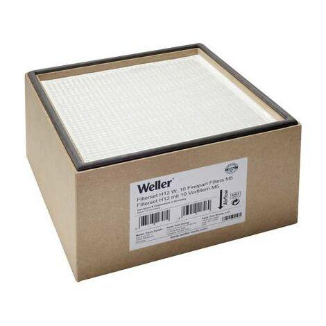 Filtre compact Weller Filterset für Zero Smog 2, Zero Smog EL, WFE 2ES / CS T0058762701 1 pc(s)