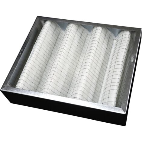 Filtre compatible puit canadien à eau glycolée ELF CX HELIOS - modle : ELF-CX 44 - filtration : G4