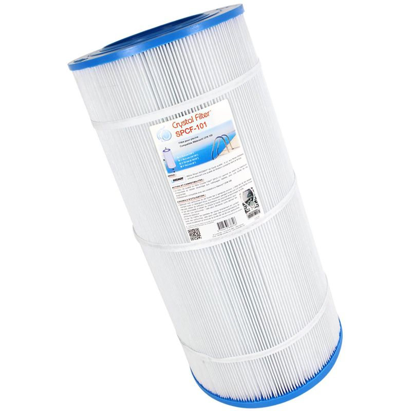 Filtre ® SPCF-101 - Compatible Waterair® CFR 100 - Crystal Filter