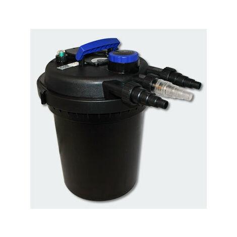 Filtre de bassin à pression UV 11W 6000l Nettoyage facile