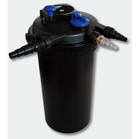 Filtre de bassin à pression UV 18W 30000l Nettoyage facile