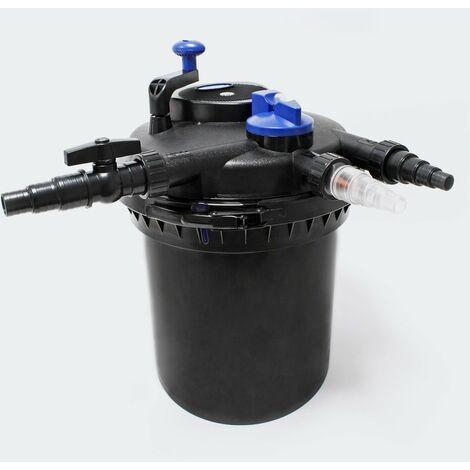 Filtre de bassin à pression UVC 11W jusqu'à 12000l