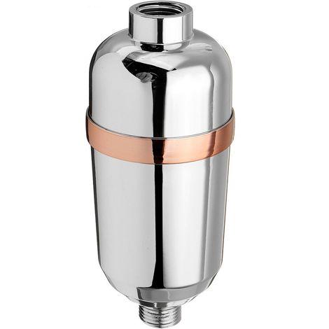 Filtre De Douchette Eau Purificateur 10 Etage 1/2 Pouce Suppression Chlore Salle De Bain Hasaki