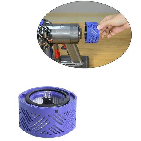 Filtre de rechange HEPA compatible pour aspirateurs Dyson V6 Hobby Tech