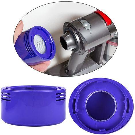 Filtre de rechange HEPA compatible pour aspirateurs Dyson V7, V8 Hobby Tech