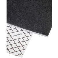 Filtre de rechange pour hotte aspirante Xavax 111871 gris foncé