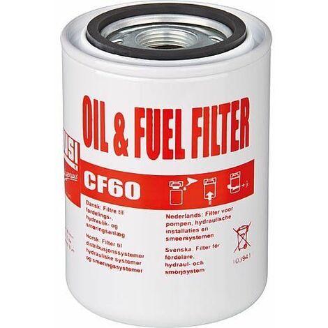 Filtre de rechange Type 10 Micron cartouche de filtre 60 L