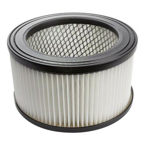 Filtre - Diamètre 16 Cm - Pour Aspirateur À Cendres 90400 / Tc90500