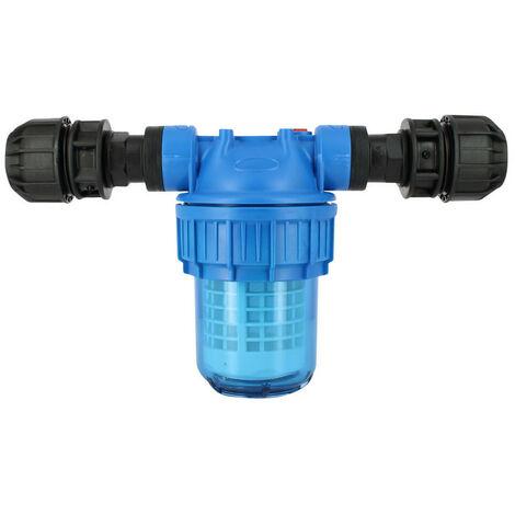 Filtre eau à cartouche pour kit raccordement de cuves 1000L