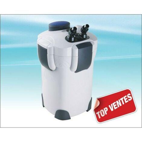 Filtre Externe 1000 l/h pour aquariums eau douce et eau de mer