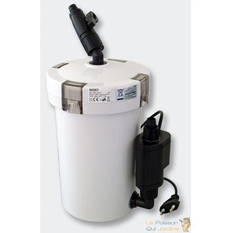 Filtre Externe 400 l/h pour aquariums de 100 litres