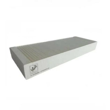 Filtre F7 haute efficacité pour centrale double flux