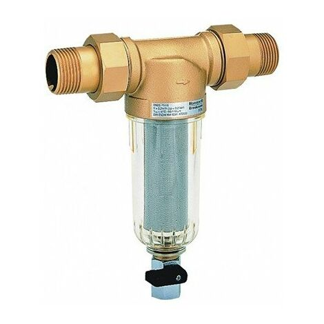 """Filtre fin pour eau domestique FF06 Miniplus - 40°C - 1"""" démontables"""