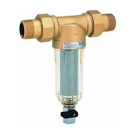 """Filtre fin pour eau domestique FF06 Miniplus - 40°C - F:1/2"""" - M:3/4"""""""