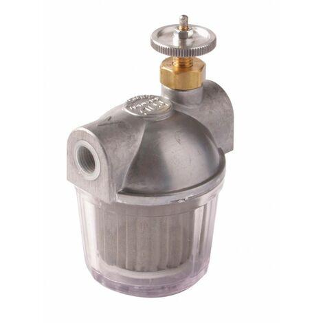 Filtre fioul avec sécurité 100 Microns 1/2 Série 202