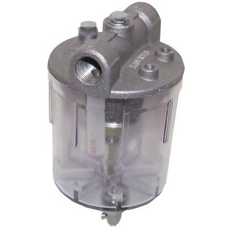 Filtre fioul Filtre séparateur d'eau FF3/8 - WATTS INDUSTRIES : 001.0080.003