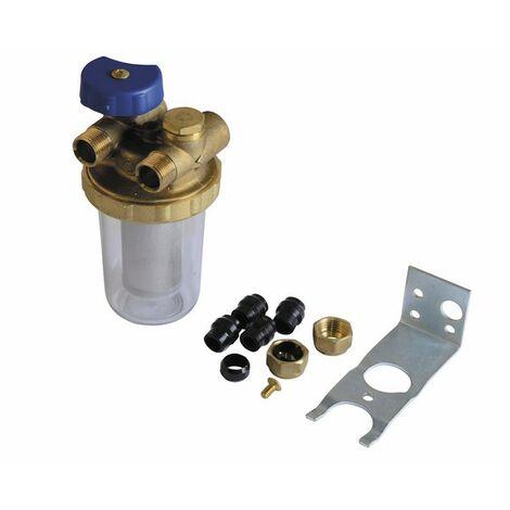 Filtre Fuel Bitube Mf3/8 - GIACOMINI : N1UY012