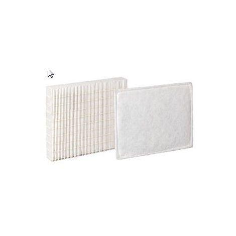Filtre G4 + 1 F7 ES300 A sans by-pass - Blanc - Blanc