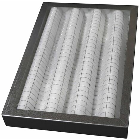 Filtre G4 compatible CTA FRANCE AIR FR SPG - dimensions : 395 x 275 x 48mm