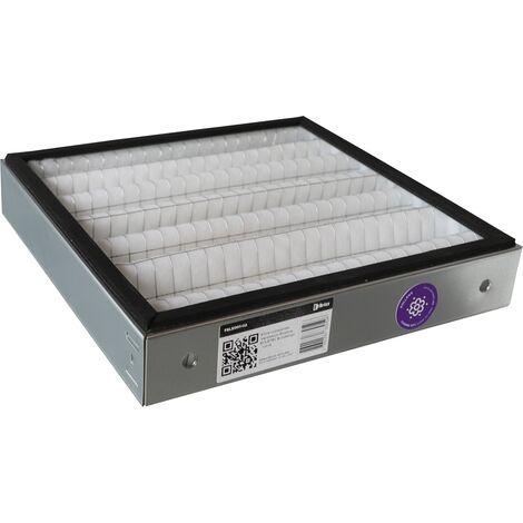 Filtre G4 compatible Ventilation Positive EOLETEC Ecodesign - modle : Rectangle ép. 45 mm