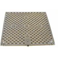 Filtre graisse metal 320x320 pour Hotte Ariston, Hotte Scholtes