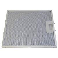 Filtre Graisse Metallique 265x305 C00280008 Pour HOTTE