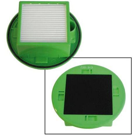 Filtre Hepa Complet 100 X 100 X 5.5 Mm RS-RT3042 Pour PIECES ASPIRATEUR NETTOYEUR PETIT ELECTROMENAGER