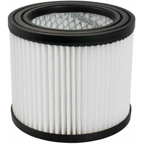 Filtre HEPA - Lavable, Ø12 x 10.1 cm - Pour aspirateur à cendre VC501AC