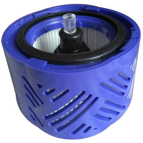 Filtre hepa post moteur pour dyson v6 absolute et v6 total clean aspirateur à main pour femme Dyson 966912-03