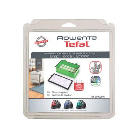 Filtre Lavable Pour Ergo Force Cyclonic ZR902601 Pour PIECES ASPIRATEUR NETTOYEUR PETIT ELECTROMENAGER