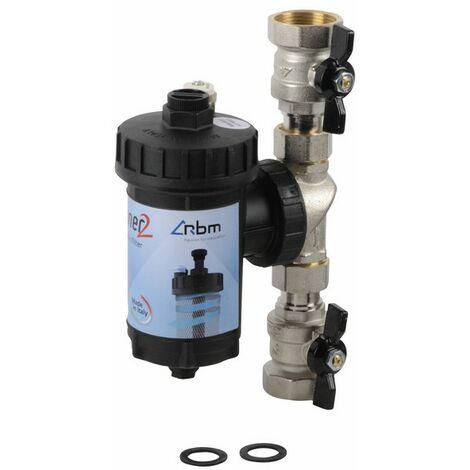 Filtre magnétique Safe cleaner 1 1/4 - RBM : 23440750