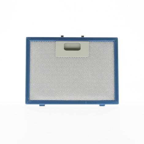 Filtre métal 235x171mm 5026803400/1 pour Hotte ARTHUR MARTIN, ELECTROLUX