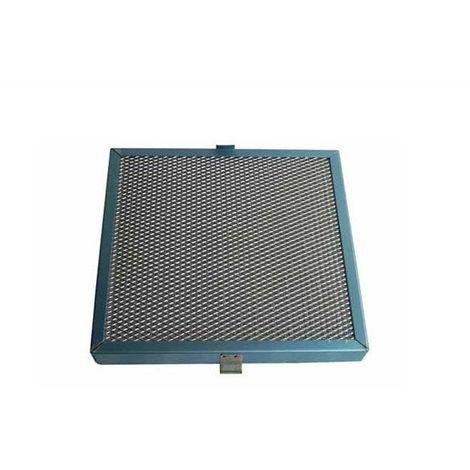 Filtre Metal 247x247mm 35934 Pour HOTTE