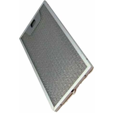 Filtre métal anti graisse (301176-4306) (13MC034) Hotte 301176_3662734700556 ROBLIN