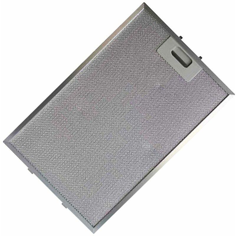 Filtre métal anti graisse (301181-3943) (74X9844) Hotte - De Dietrich