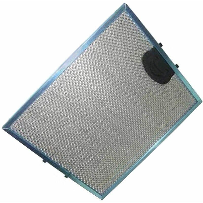 Filtre métal anti graisse (93957785) Hotte - Rosieres