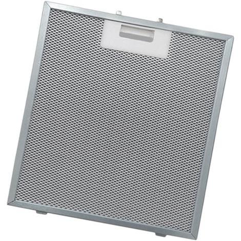 Filtre métal anti graisse (à l'unité) (50265686001) Hotte 37208 FAURE, ARTHUR MARTIN ELECTROLUX