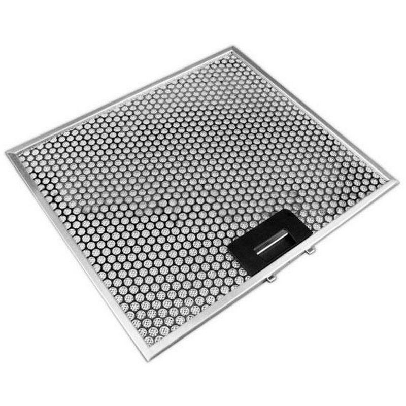 Filtre métal anti-graisses 335x290mm (74X4318) Hotte - De Dietrich