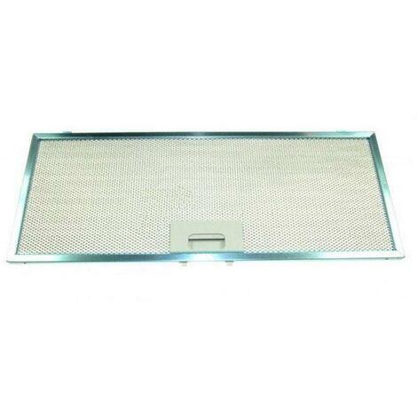 Filtre métal antigraisses - Hotte - ELECTROLUX, ARTHUR MARTIN ELECTROLUX, FAURE (200582)