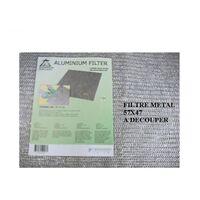 Filtre Metallique Universel A Decouper 22502 Pour HOTTE