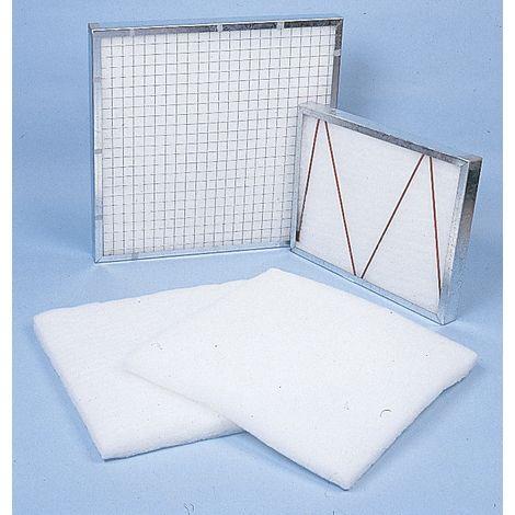 Filtre plissé G4 RS PRO, 594 x 594 x 45mm
