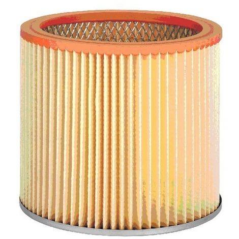 Filtre plissé pour aspirateurs