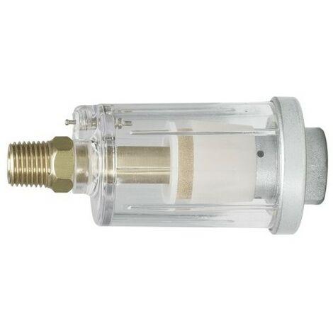 Filtre pneumatique spécial condensation