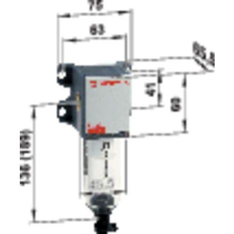 Filtre pour air comprimé 0 bar (min) filtre 5 µm Norgren F92G-2GN-QT1