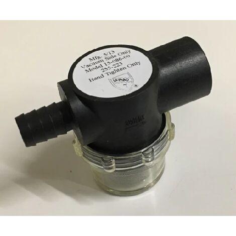 Filtre pour pompes de surface SHURFLO 2088 (à visser)