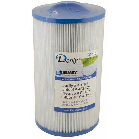 Filtre pour Spa 40191 / PA13 / 4CH-21