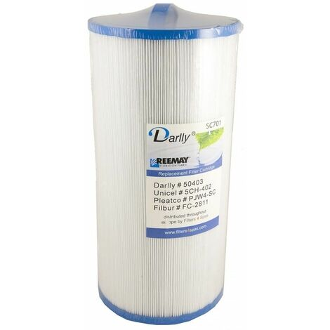 Filtre pour Spa 50403 / JW40-SC / 5CH-402